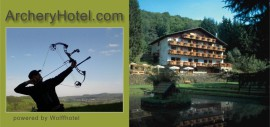 Bogensporthotel in der Eifel